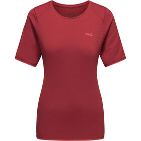 PYUA Mellow Shortsleeve Shirt Women red